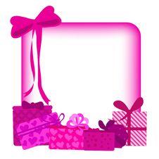 Free Presents Background Stock Image - 9568601