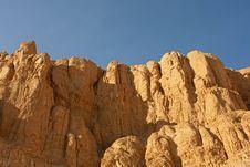 Free Sandstone Rocks In Desert Royalty Free Stock Photography - 9569827