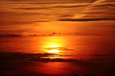 Free Afterglow, Red Sky At Morning, Sky, Horizon Royalty Free Stock Photography - 95607617