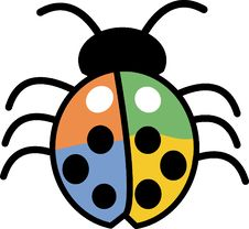 Free Ladybird, Invertebrate, Clip Art, Insect Stock Photography - 95608202