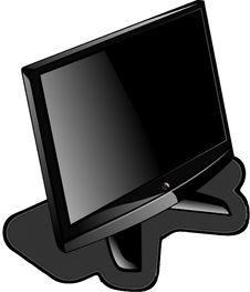 Free Technology, Display Device, Computer Monitor Accessory, Output Device Stock Photo - 95609490