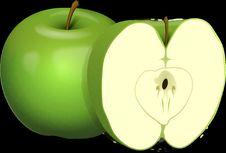 Free Apple, Green, Granny Smith, Produce Stock Photography - 95609912
