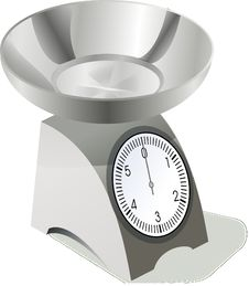 Free Weighing Scale, Measuring Instrument, Product, Product Design Stock Photos - 95610103