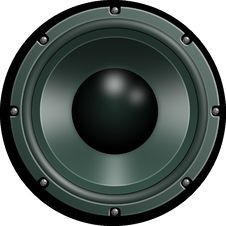 Free Car Subwoofer, Loudspeaker, Audio, Subwoofer Stock Photography - 95611252