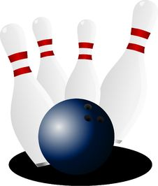 Free Bowling Pin, Bowling Equipment, Bowling Ball, Skittles Sport Stock Photos - 95611303