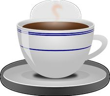 Free Coffee Cup, Tableware, Cup, Serveware Royalty Free Stock Image - 95611356