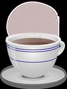 Free Serveware, Coffee Cup, Tableware, Cup Royalty Free Stock Images - 95611649