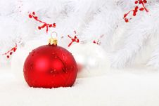 Free Christmas Ornament, Christmas Decoration, Christmas Royalty Free Stock Image - 95612396
