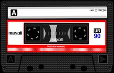 Free Text, Compact Cassette, Technology, Electronics Stock Photos - 95612693