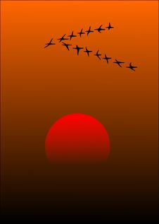 Free Red, Orange, Sky, Atmosphere Stock Photos - 95612833