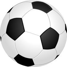 Free White, Football, Ball, Sports Equipment Stock Images - 95613164