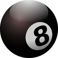 Free Billiard Ball, Eight Ball, Sphere, Circle Stock Photos - 95613203