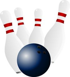 Free Bowling Pin, Bowling Equipment, Bowling Ball, Skittles Sport Royalty Free Stock Photography - 95613227