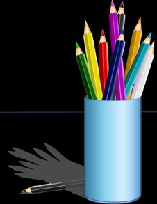 Free Pencil, Product Design, Computer Wallpaper, Writing Implement Royalty Free Stock Photos - 95613318