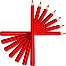 Free Red, Line, Pencil Stock Images - 95613394