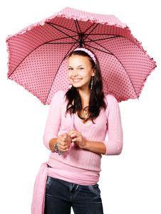 Free Umbrella, Pink, Fashion Accessory, Headgear Royalty Free Stock Image - 95613476