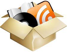 Free Product, Box, Product Design, Carton Stock Photos - 95615053