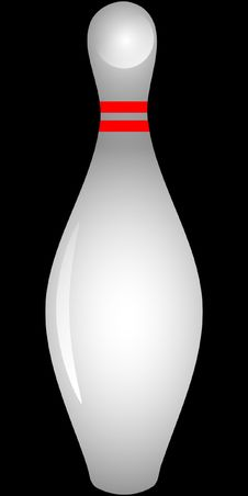 Free Product Design, Bowling Equipment, Bowling Pin Stock Images - 95615514