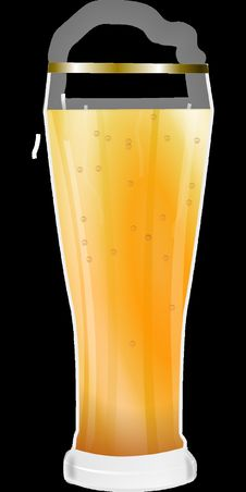 Free Beer Glass, Pint Glass, Product Design, Pint Us Royalty Free Stock Images - 95616159