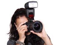 Free Photographer, Photograph, Camera Accessory, Single Lens Reflex Camera Stock Images - 95617004