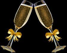 Free Champagne Stemware, Champagne, Drink, Wine Stock Photos - 95617303