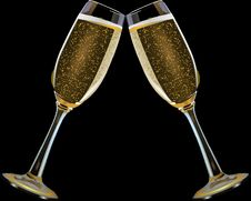 Free Champagne Stemware, Stemware, Champagne, Drink Royalty Free Stock Images - 95617329