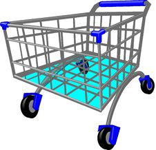 Free Cart, Product, Shopping Cart, Vehicle Stock Image - 95617651