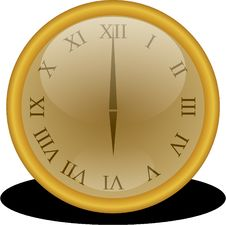 Free Yellow, Clock, Home Accessories, Circle Stock Photo - 95617860