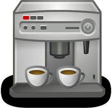 Free Espresso Machine, Small Appliance, Coffeemaker, Kitchen Appliance Royalty Free Stock Photos - 95617898