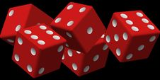 Free Red, Dice, Dice Game, Games Stock Photography - 95618292
