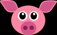 Free Pink, Mammal, Pig, Nose Stock Images - 95618424