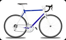 Free Bicycle, Road Bicycle, Bicycle Frame, Bicycle Wheel Stock Photography - 95618562