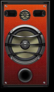 Free Sound Box, Subwoofer, Loudspeaker, Audio Equipment Stock Photography - 95619072