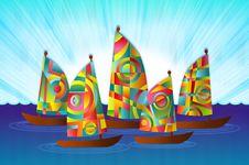 Free Sky, Sailing Ship, Computer Wallpaper, Watercraft Royalty Free Stock Image - 95619116