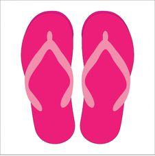 Free Footwear, Flip Flops, Pink, Shoe Royalty Free Stock Photography - 95621767