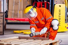 Free Construction Worker, Laborer, Profession, Engineer Stock Photography - 95621932