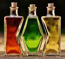 Free Bottle, Glass Bottle, Liqueur, Distilled Beverage Stock Image - 95622311