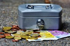 Free Cashbox, Money, Currency, Cash Box Stock Image - 95622631