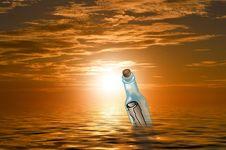 Free Sky, Horizon, Sea, Sun Royalty Free Stock Photography - 95624377