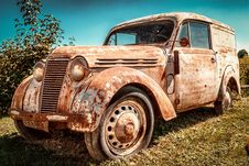 Free Car, Motor Vehicle, Vehicle, Vintage Car Royalty Free Stock Photo - 95624955