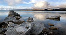 Free Lake Tekapo NZ Stock Image - 95644011