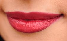 Free Lip, Chin, Lipstick, Close Up Stock Photography - 95659282