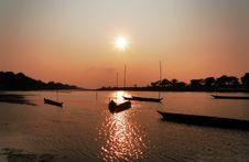 Free Sunset, Sunrise, Horizon, Calm Stock Photos - 95659813