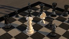 Free Chess, Indoor Games And Sports, Games, Board Game Stock Photos - 95660233