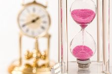 Free Pink, Hourglass, Magenta, Product Design Stock Photography - 95660422