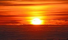 Free Afterglow, Red Sky At Morning, Horizon, Sky Royalty Free Stock Photo - 95661315