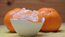 Free Clementine, Vegetarian Food, Fruit, Tangerine Royalty Free Stock Photography - 95662987