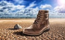Free Footwear, Boot, Shoe, Sand Stock Image - 95665211