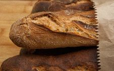 Free Bread, Baked Goods, Rye Bread, Sourdough Stock Images - 95669304