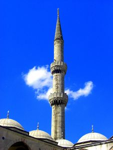 Free Mosque, Spire, Sky, Place Of Worship Royalty Free Stock Photo - 95673225